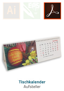 Produktinfo Tischkalender