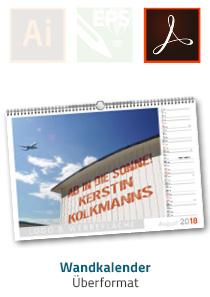 Produktinfo Wandkalender