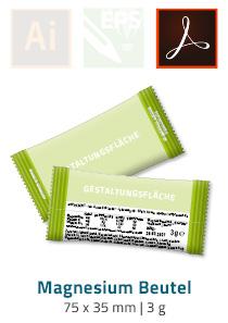 Produktinfo Magnesiumbeutel 3g