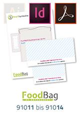 Standbogen Foodbag 91011